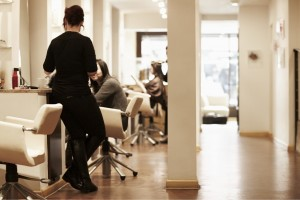 Xac Anthony Salon in Chelsea, NYC