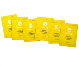 Elizabeth Grant Vitamin C Eye Pads, $50 at elizabethgrant.com