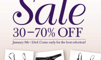 Journelle's Semi-Annual Sale – Up to 70% Off!
