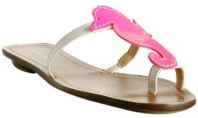 I wish it was sandal season.