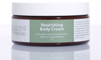 100% Natural Body Cream