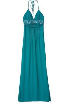 Lina Spaghetti Maxi Dress by Ingwa Melero, $313