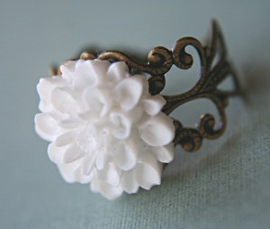 In Bloom Ring $10 by Family Jewels