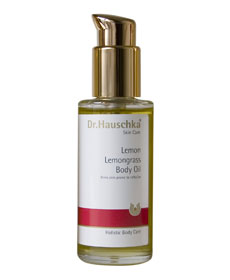 Lemon Lemongrass Body Oil, $28.95