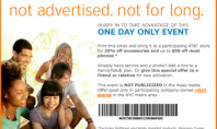 AT&T One-Day Sale – Today Only!