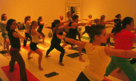 Yoga at DEX New York with TheLuxurySpot.com