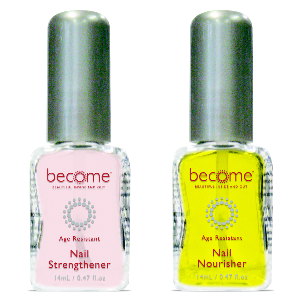 Pro Strong Nail Strengthener: Berry Dark Shades