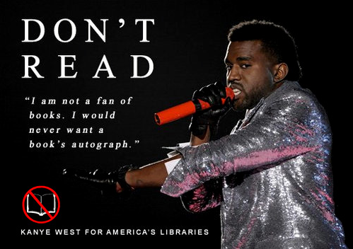Other Stupid Things Kanye has done