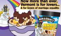 Ben & Jerry's : Vermont is for Hubbys