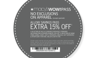 MACY'S Printable Coupon!
