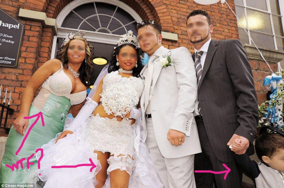 Slutty Bridal Dresses