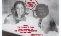 Julia and Paul Child + Tucker Max = Happy Valentine's Day From Lisa