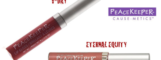 Win It: Gloss With A Heart from PeaceKeeper
