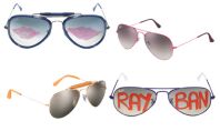 Ray Ban + Rock 'n Roll = My Summer Staple