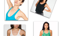 15% Off Tanks at American Apparel