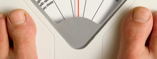 Diet Scale Tells You What to Eat, Not Weight