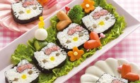 Iconic Hello Kitty Sushi
