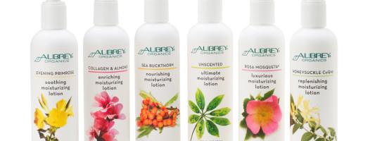Win It: Aubrey Organics Moisturizing Lotion