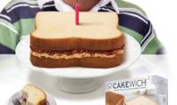 PB & J Birthday Cake