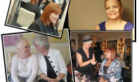 Inspirational Makeovers for Cancer Survivors. A Touching Sunday Afternoon.