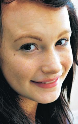 "Sophie Watson's mother would. ""The 14-year-old's tattooed eyeliner,"