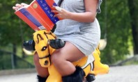 Snooki Can Read Atop Her High Horse