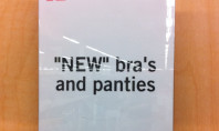 "Do You Want Panties ""New"" Or ""Used"""