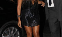 Beyonce's NYFW Party Shoes