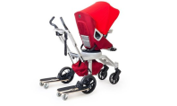 Introducing The Skateboard Stroller