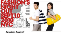 American Apparel Celebrates FNO With A Factory Sale