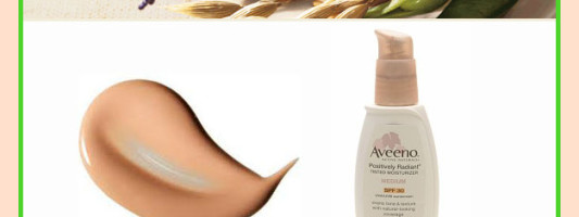 Win It: Aveeno Positively Radiant Tinted Moisturizer