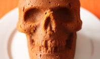 Foodie Death Wish: Skull Shaped Cakes