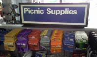 Condoms + Picnics = Happy Labor Day?