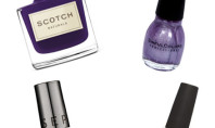 Nail Trend of the Season: Purple Polish