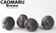Caomaru For Relaxation: Squeeze That Face!