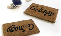 What To Think Of Your Neighbor's Doormat
