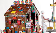 Giant Gingerbread House for $15,000