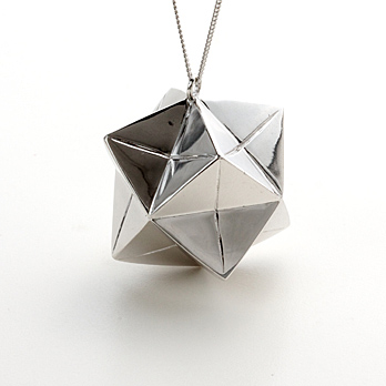 Origami Jewelry is Super Cool