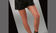 Wearable Leather Shorts