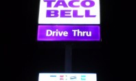 Taco Bell For Late Night Munchies!