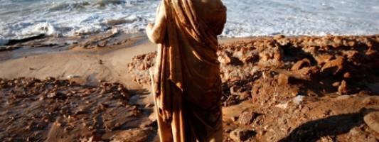 Aphrodite Washed Ashore