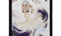Vintage Mademoiselle Decor