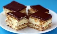 YUM ALERT: Chocolate Eclair Cake