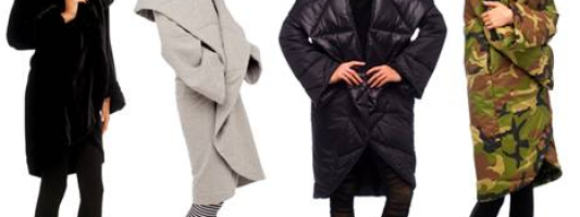 Sleeping Bag Coat? Best Idea, Ever.