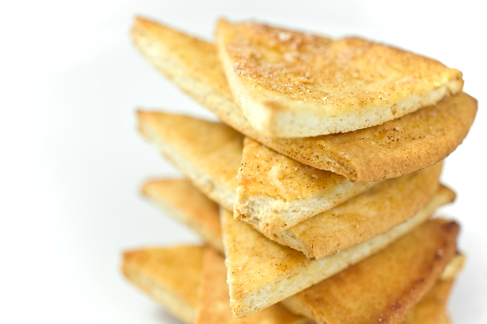 snack alert baked pita chips myopc make your own pita chips far less ...