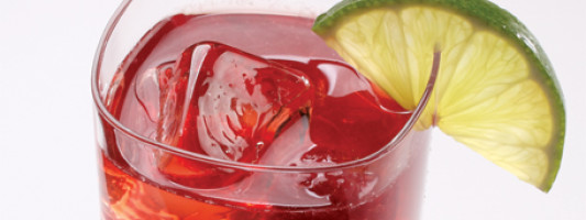 Cranberry Raspberry Cocktails