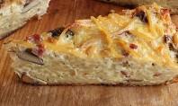 Yum Alert: Leftover Pasta Frittata