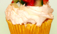 Yum Alert: Partida Blanco Tequila Cupcake