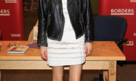 Get the Look: Whitney Port's Leather Love