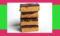 YUM ALERT: Traveling Peanut Butter Bars